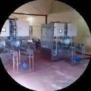 Запуск производства для розлива жидкостей от водоподготовки до упаковки
