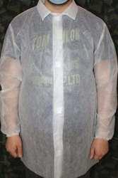 Продаются халаты не медицинские одноразовые плотностью 40 г